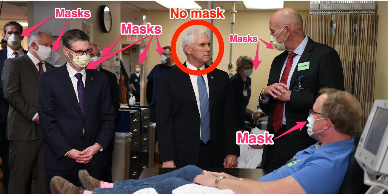 Pence-NoMask